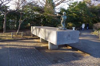 亥鼻公園の記念碑(2016年1月9日)その5.jpg