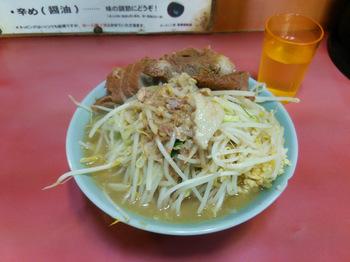 ラーメン二郎歌舞伎町(ブタダブル2016年4月11日)その1.jpg