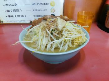 ラーメン二郎歌舞伎町(ブタダブル2016年4月11日)その2.jpg